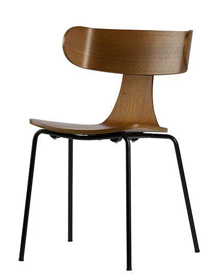 Tolles Design! Holzstuhl von de Eekhoorn zum stapeln. Eine große ...