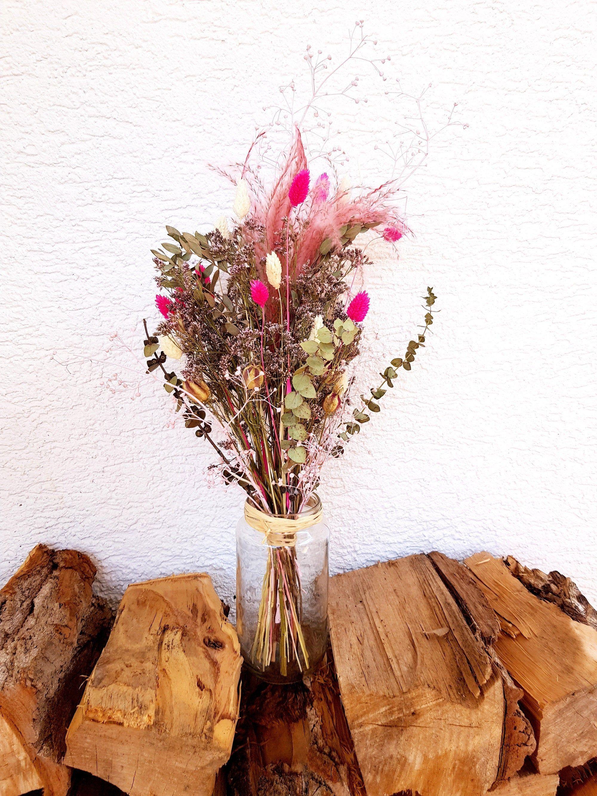 Trockenblumenstrauß Brush Blumenwiese Trockenblumen Etsy Blumen Muttertag Getrocknete Blumen Blumen Wiese