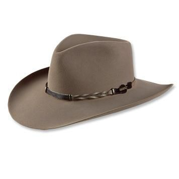 Orvis Men s Stetson(R) Buffalo-Fur Rancher s Hat  d7c865f3765