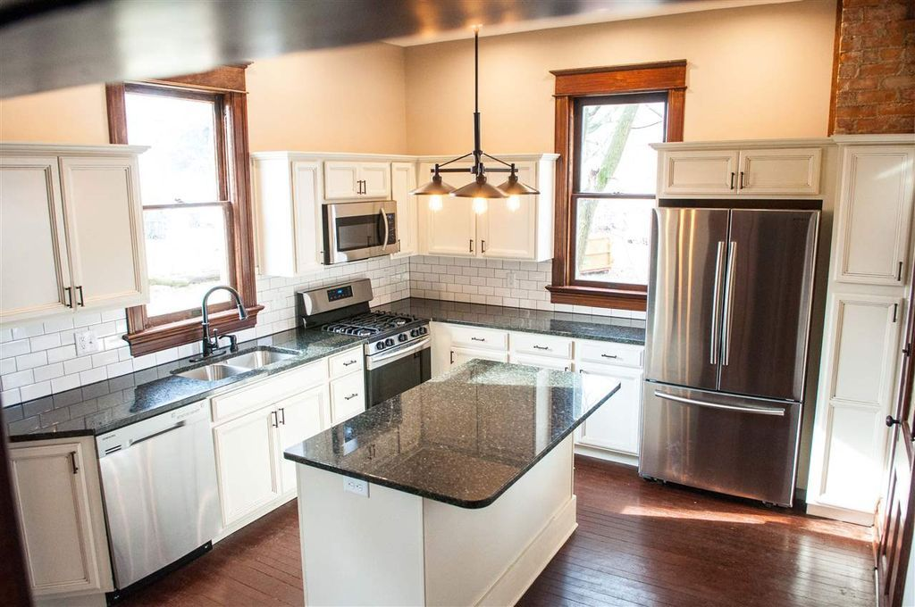 S Harrison St Fort Wayne IN Zillow Kitchens - Bathroom remodeling fort wayne in