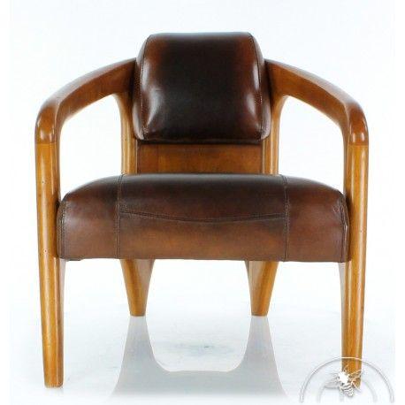 Fauteuil Scandinave Marron Vintage Lund Fauteuil Cuir Vintage Fauteuil Design Scandinave Fauteuil Club Cuir