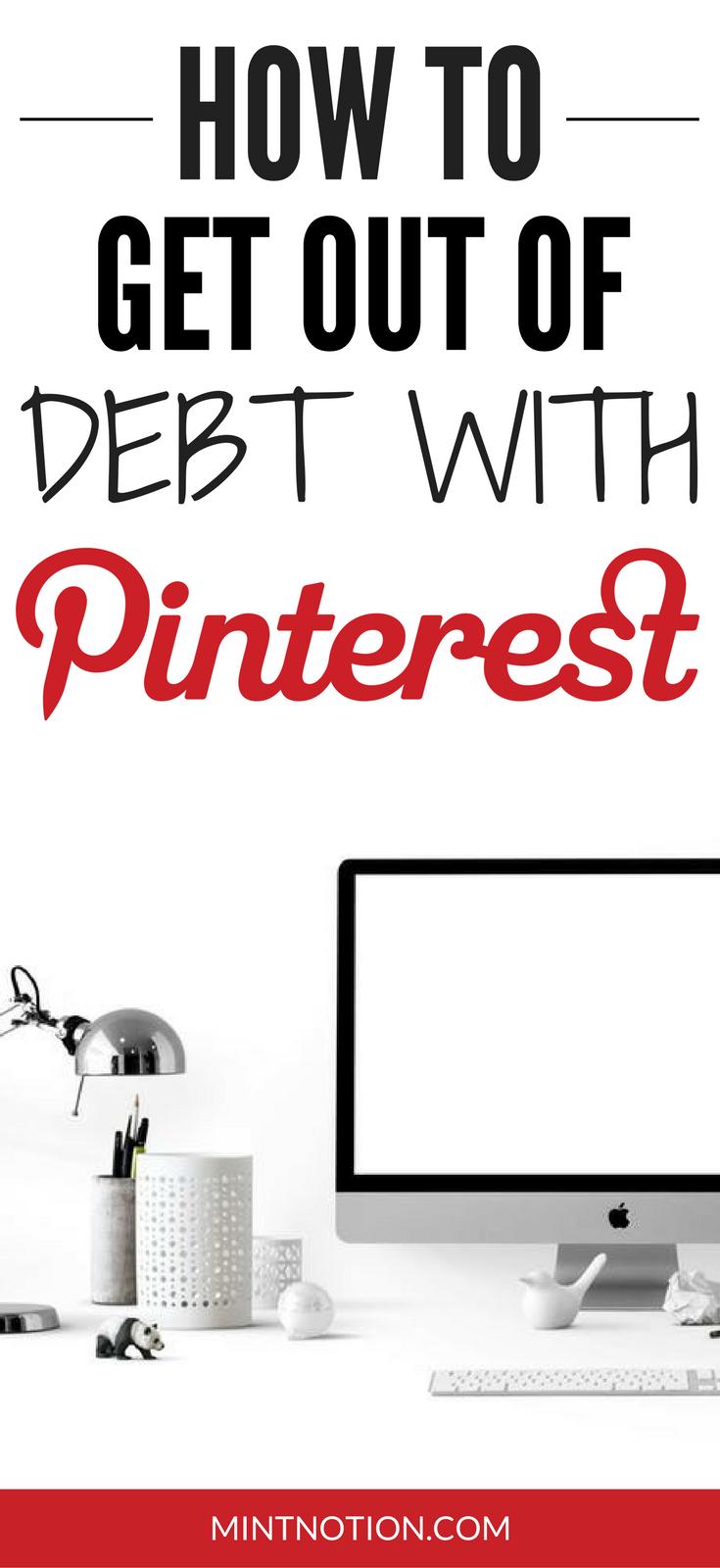 How to work from home on Pinterest | Make Money on Pinterest | Make ...