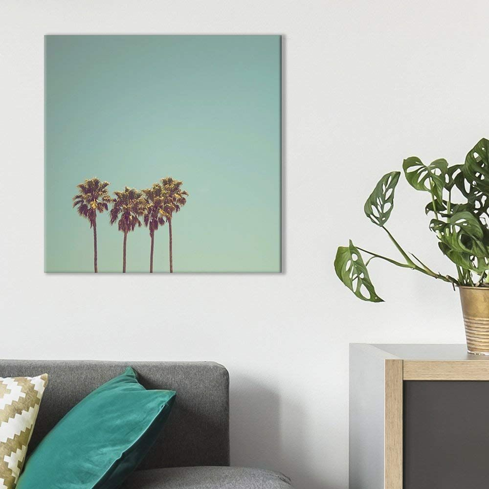 Best Palm Tree Wall Art And Palm Tree Wall Decor For 2020 With