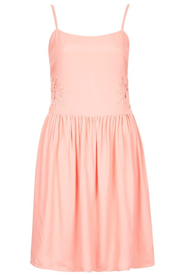 This ex Topshop coral dress can be worn for several occasions, here is just a few we have thought of. Available from Trafford Clothing this weekend for just £15.00.