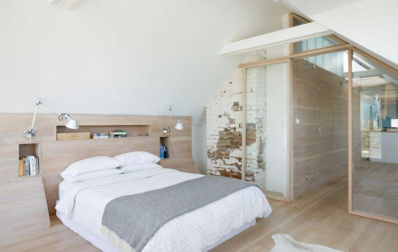 Schlafzimmer Dachausbau Pinterest Schlafzimmer und Dachausbau - schlafzimmer einrichten dachgeschoss