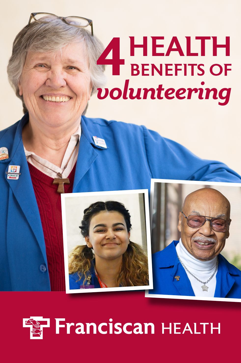 Volunteering is a commitment of personal time and energy