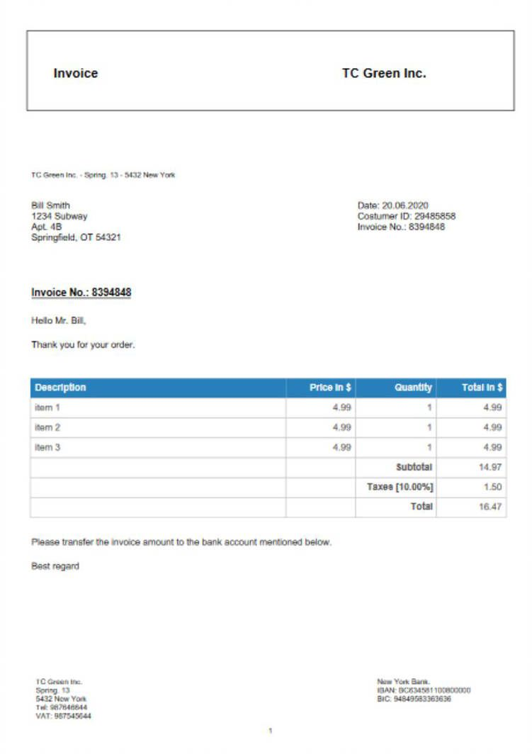 Pin by Deleya Katee on 2 like Invoice maker, Invoicing