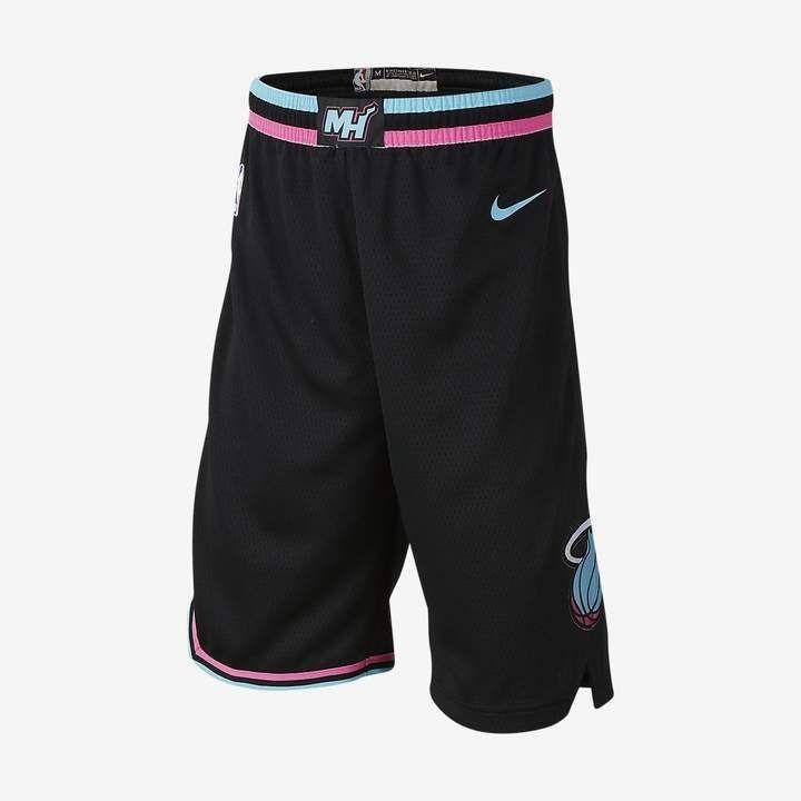 ef8a3e73fc6 Nike Big Kids' (Boys' NBA Shorts Minnesota Timberwolves City Edition  Swingman