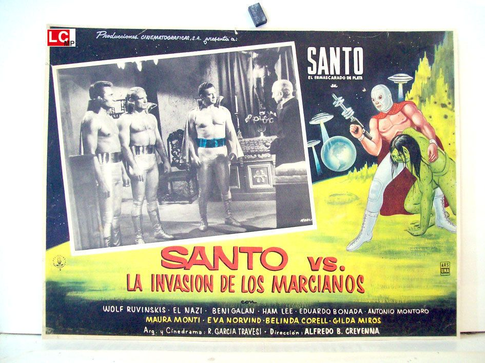 Watch Marcianos vs. Mexicanos Full-Movie Streaming