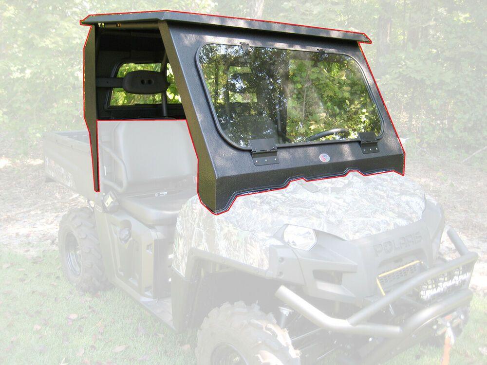Ebay Advertisement All Steel Complete Cab Enclosure Nodoor Polaris Ranger 2009 Xp 700 10 Up 800 6x6 Polaris Ranger Cab Ranger