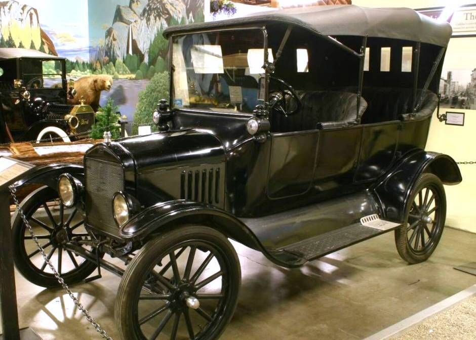 1925 Ford Model T Coupe Doctors Coupe On Govliquidation Com