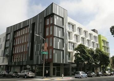 S F Low Income Housing Complex Wins Design Awards Affordable Housing Low Income Housing Architecture