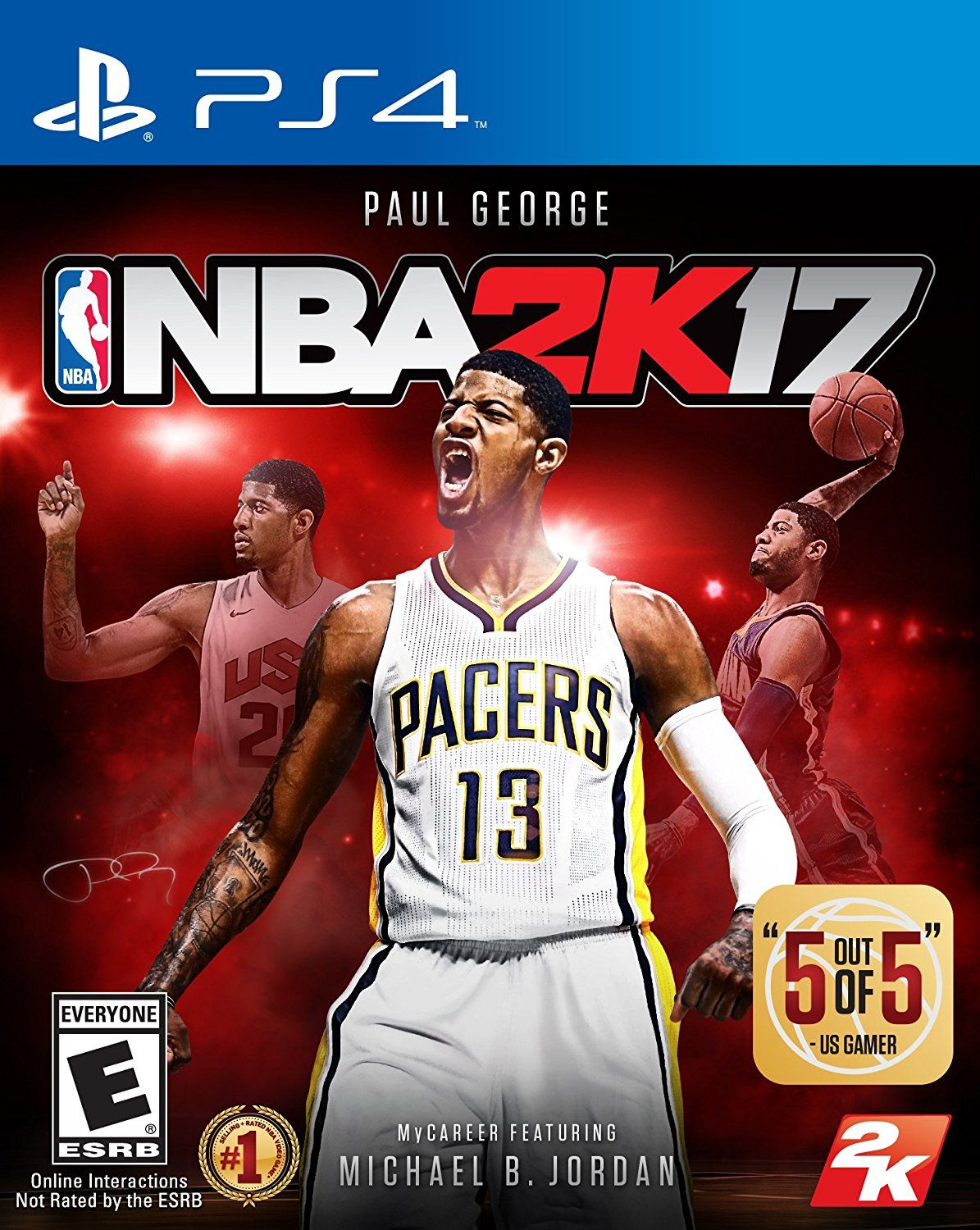 Nba 2k17 Early Tip Off Edition Playstation 4 Xbox One Games Nba Nba Video Games