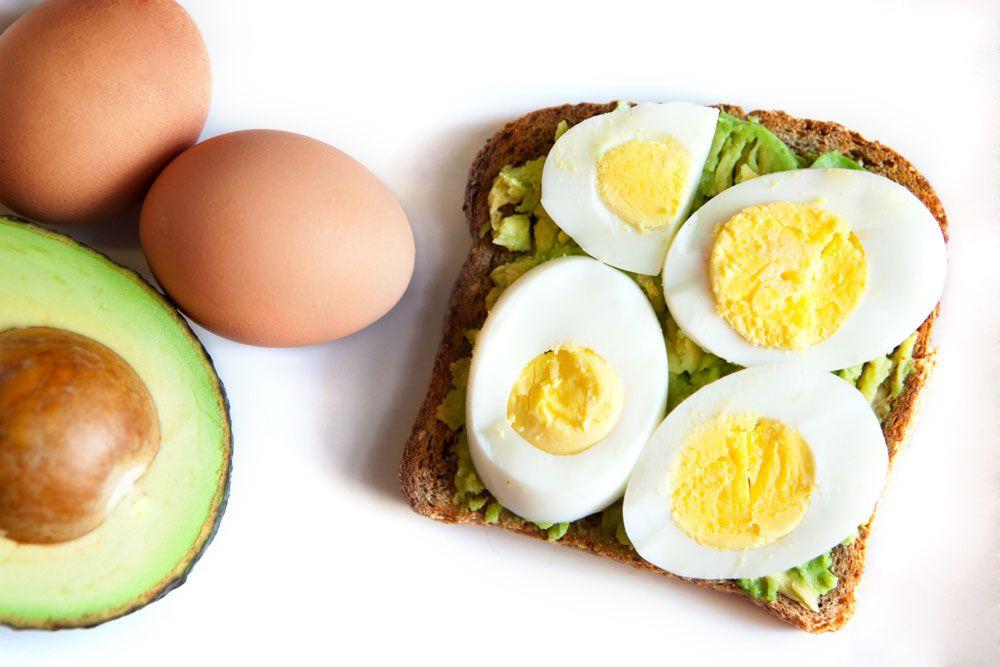 Grab-N-Go Breakfast Avocado Toast