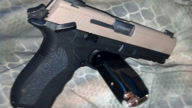 Pin on Taurus Firearms Pistol project (custom paint, holster
