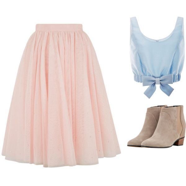 Untitled #17 by emdecocq on Polyvore featuring polyvore, fashion, style, Honor, Ted Baker and Augusta