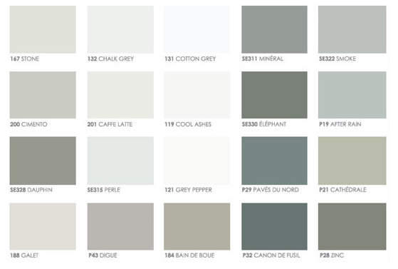 Fantastic Restoration Hardware Paint Colors with Belgian Interiors From Flamant Paint Colors How to #restorationhardware