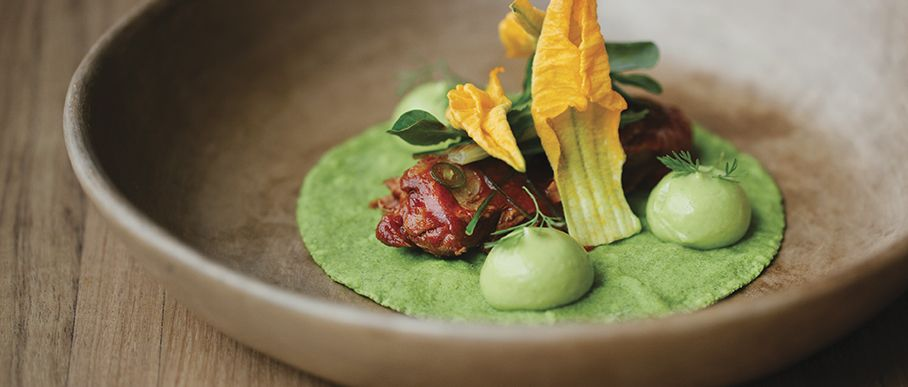 Restaurante pujol emplatados pinterest restaurante for Alta cocina mexicana