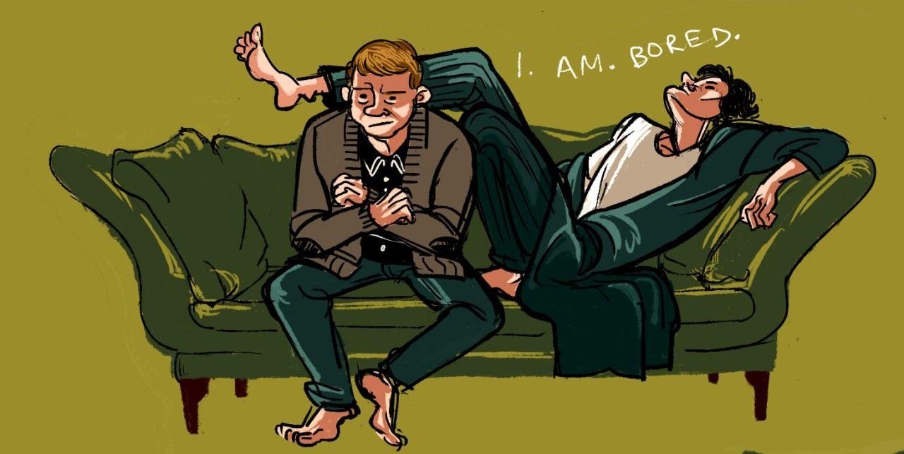 I have no shame (With images) Sherlock cartoon, Sherlock