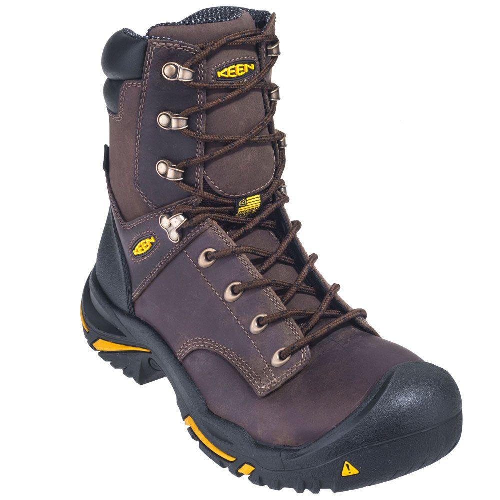Keen Footwear | Steel toe boots, Steel