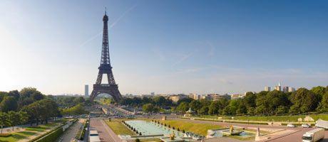Rantapallon kohdeopas: Pariisi