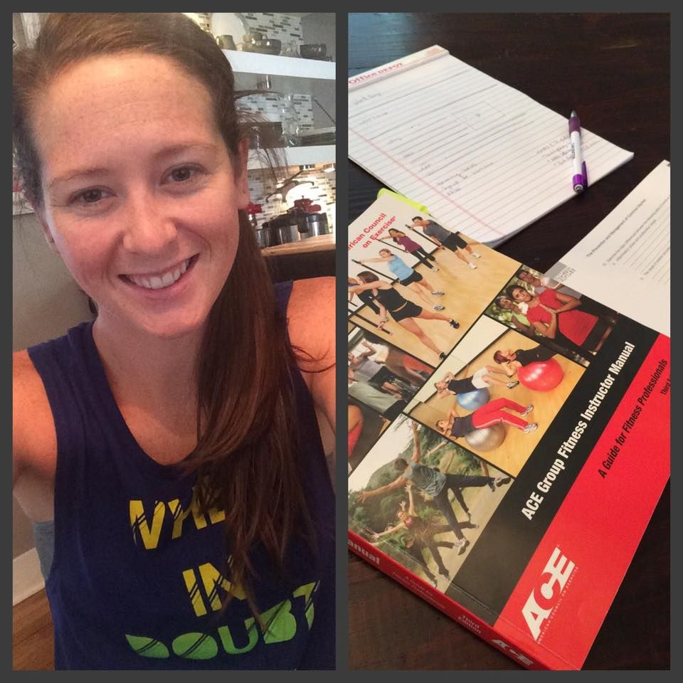 TIPS ON TAKING THE ACE GROUP FITNESS INSTRUCTOR EXAM