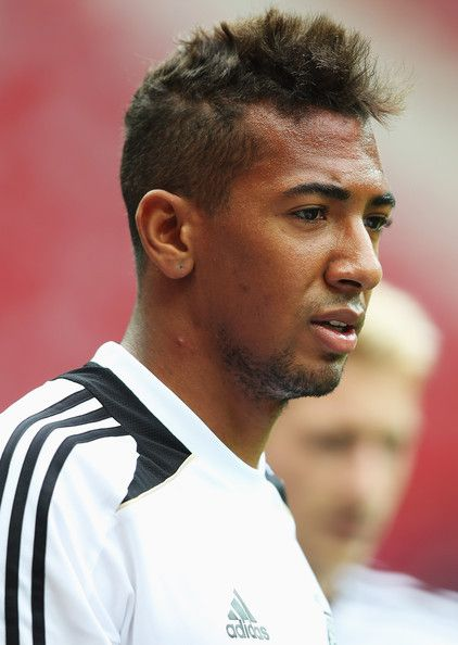 Jerome Boateng Hairstyles Celebrity Hairstyles Germany Football Team Jerome Boateng Germany Football