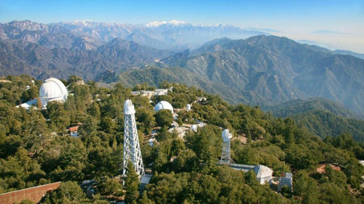 Mount Wilson Observatory Things To Do In Angeles National Forest Los Angeles In 2020 Mount Wilson Observatory San Gabriel Mountains