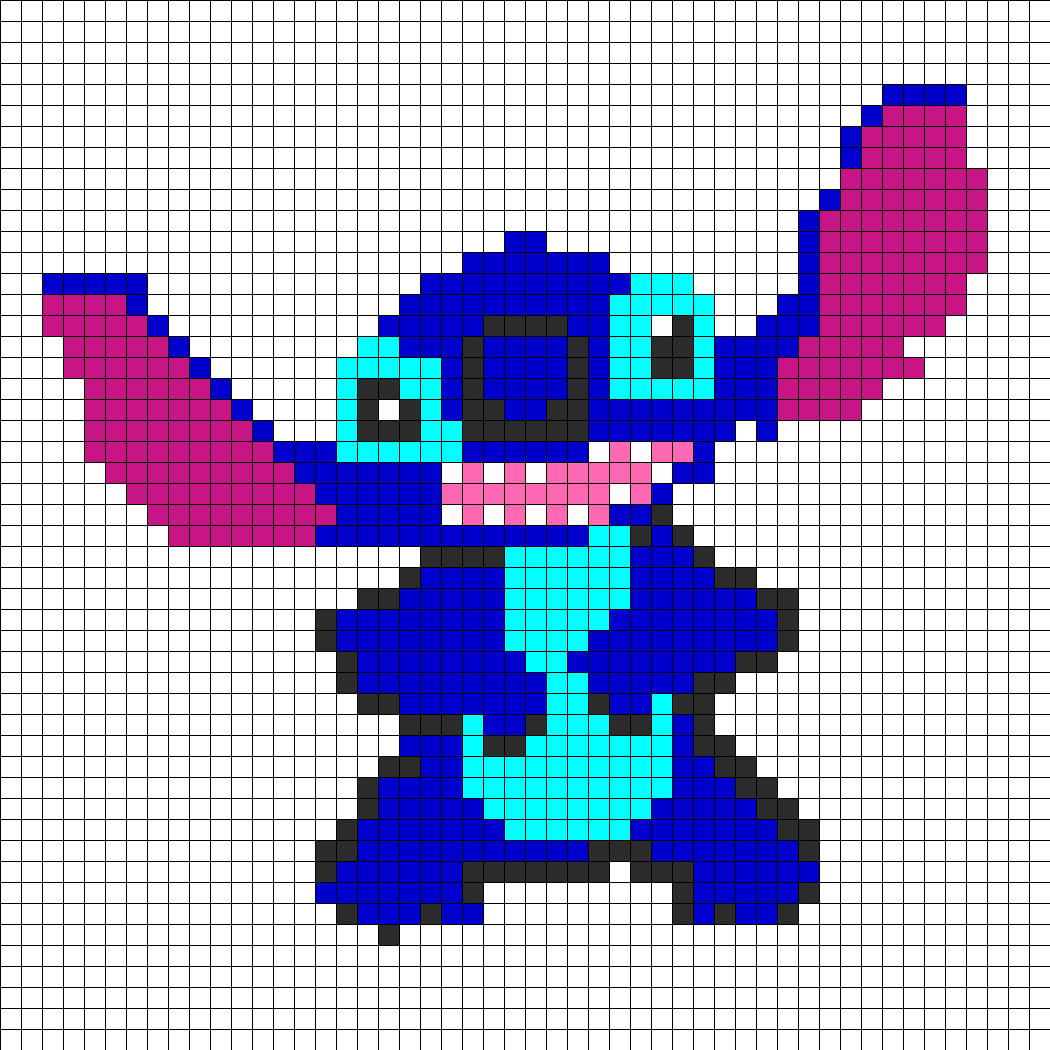 perler bead patterns | ... Perler Bead Pattern | Bead Sprites | Characters Fuse Bead Patterns