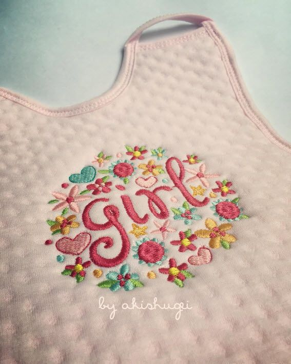Akishugei Has Been Busy Using Baby Girl Sentiments Collection From