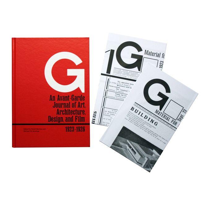 G: An Avant-Garde Journal