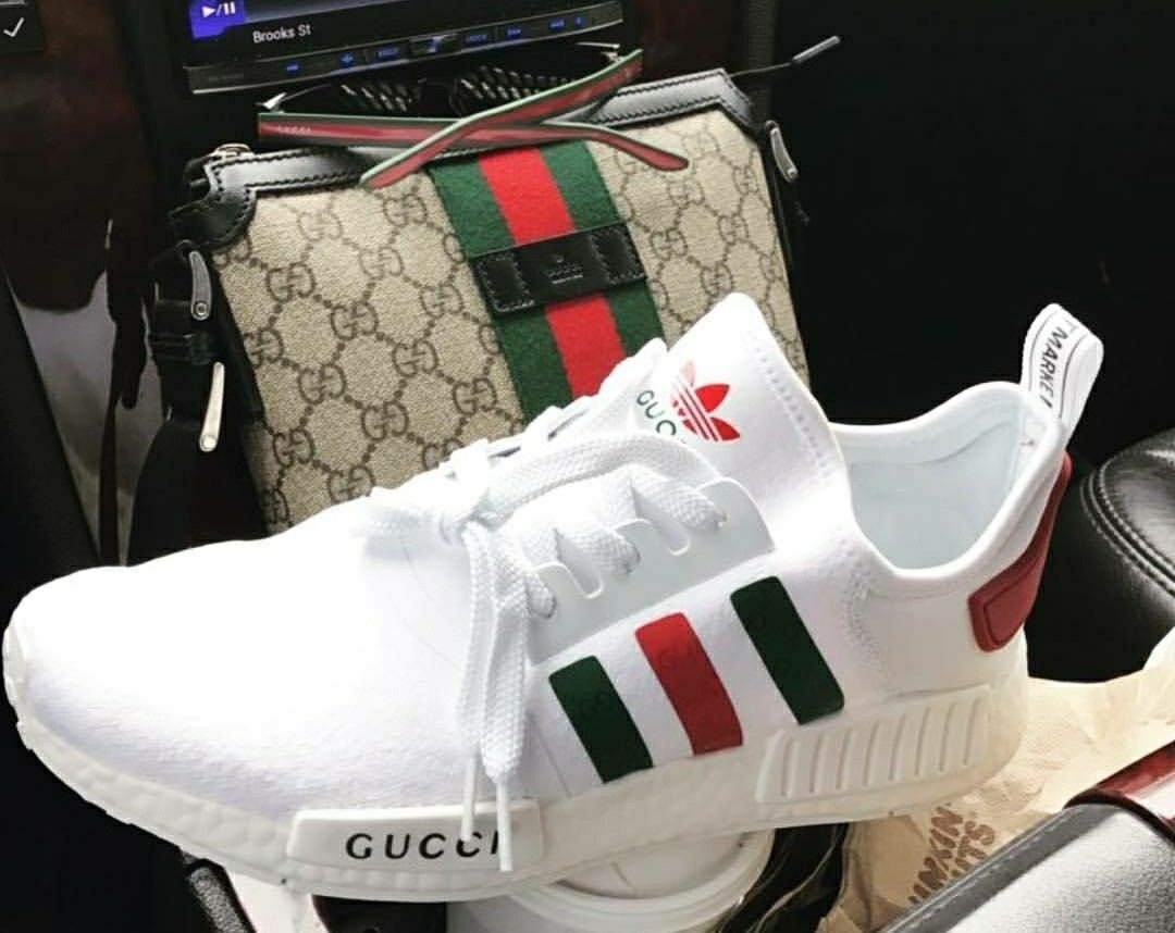 free shipping 676f5 ce788 Gucci Adidas   Kix in 2019   Shoes, Gucci sneakers, Sneakers