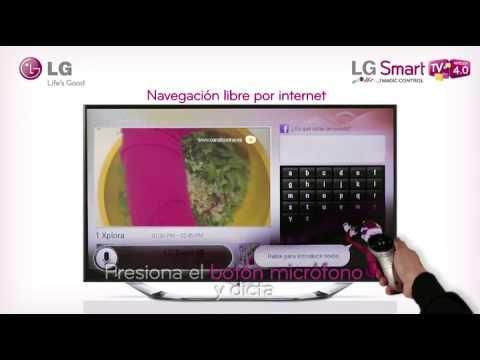 """LG 42LA667S - Televisor LED 3D de 42"""" con Smart TV (Full HD .."""