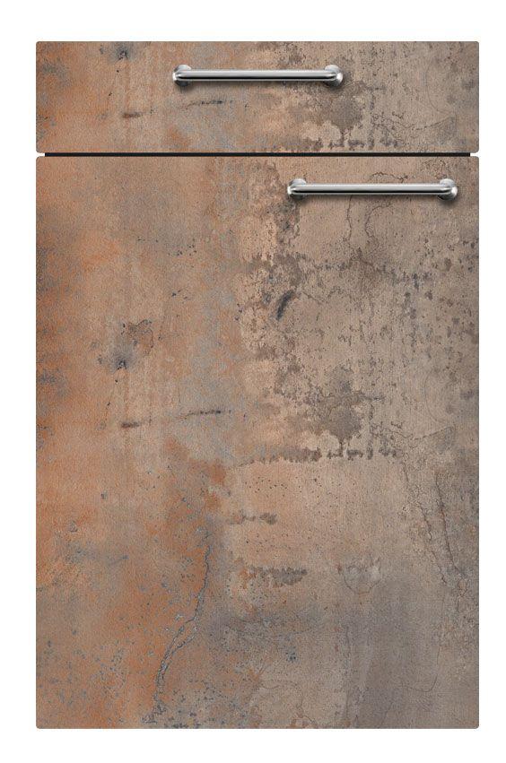 Küchenfront in Kupferfarben Kupfer Küche Pinterest - küchen selber zusammenstellen