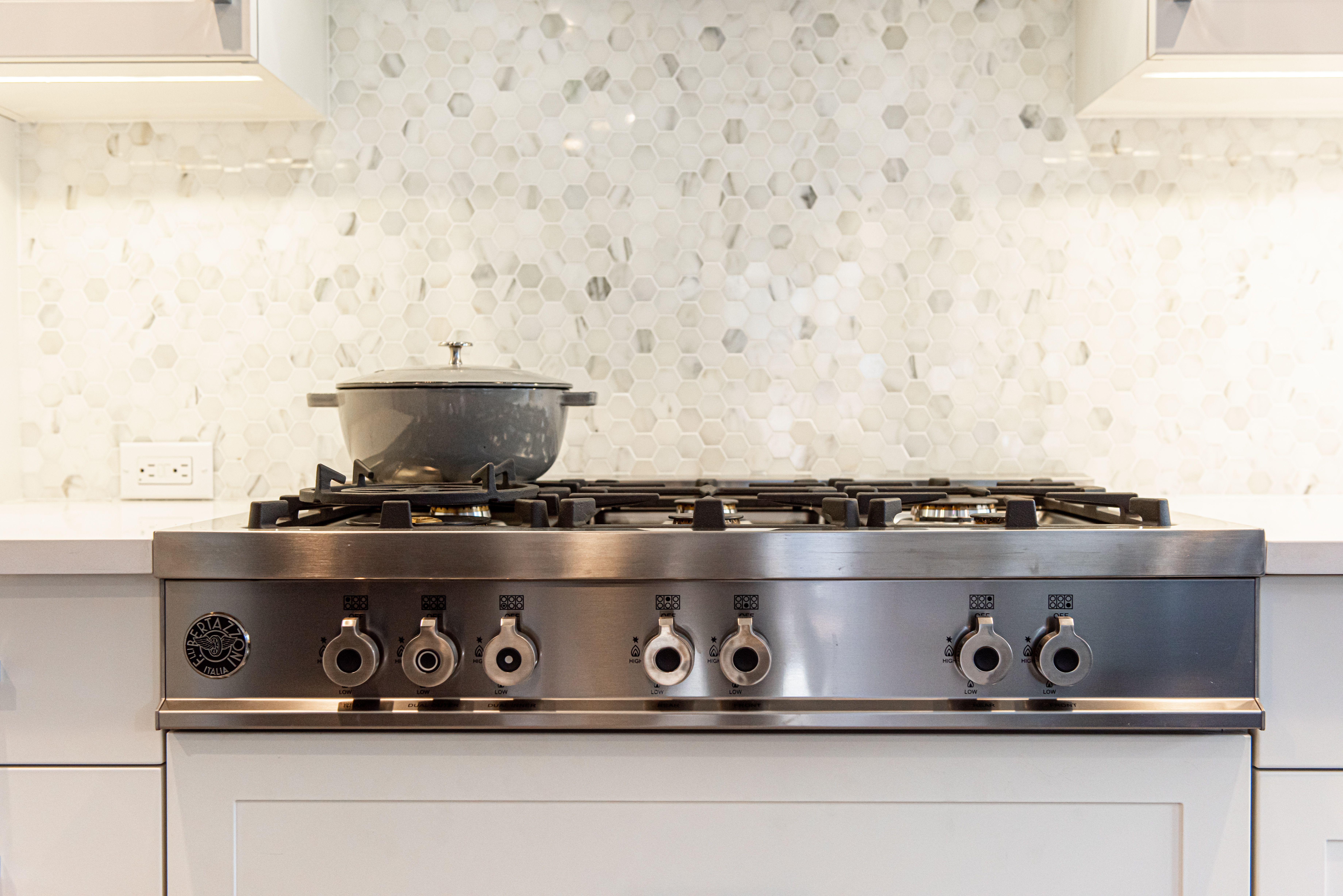 36 Rangetop 6 Burner Worktop Designs Kitchen Display Wooden Worktops