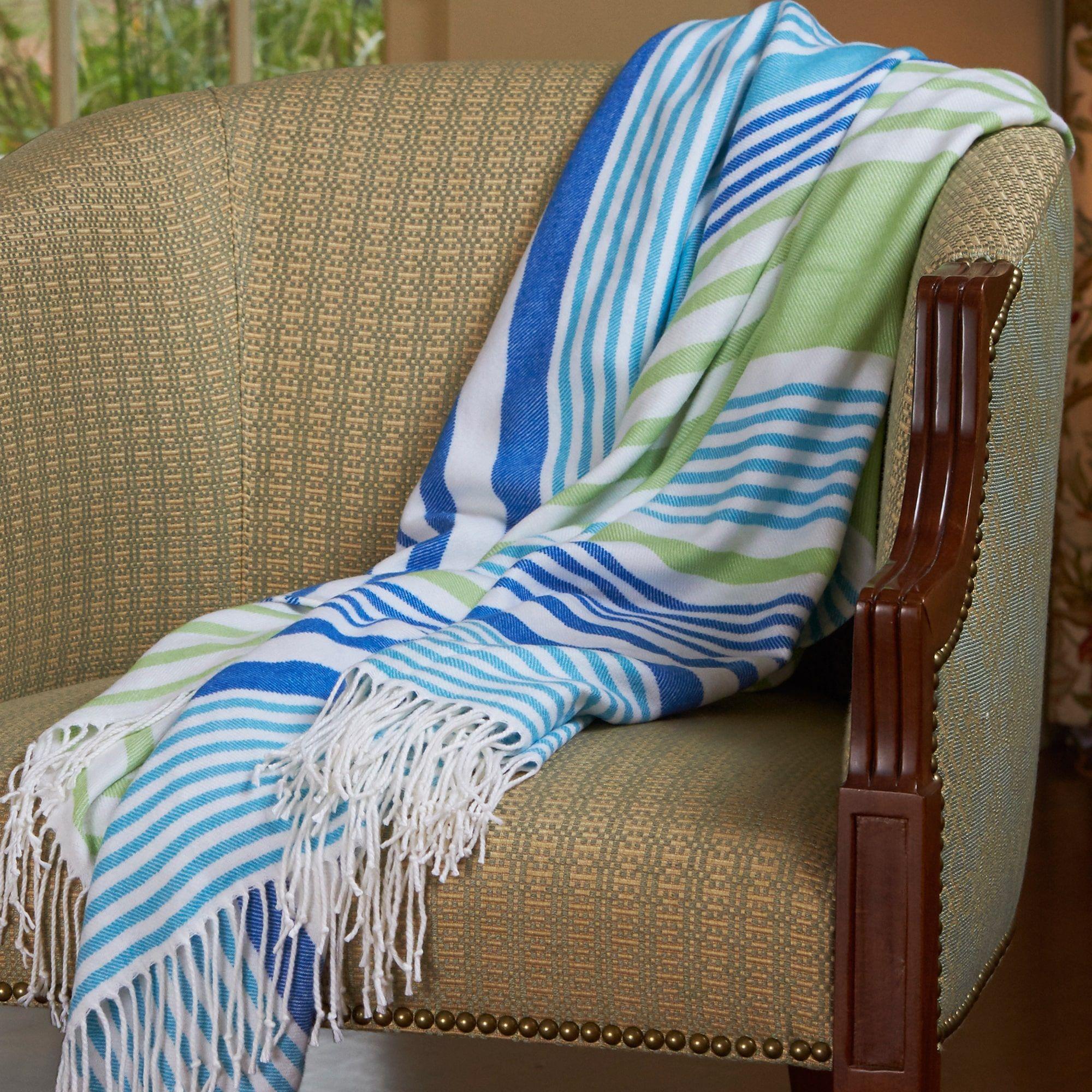 Berkshire Blanket d Woven Throw