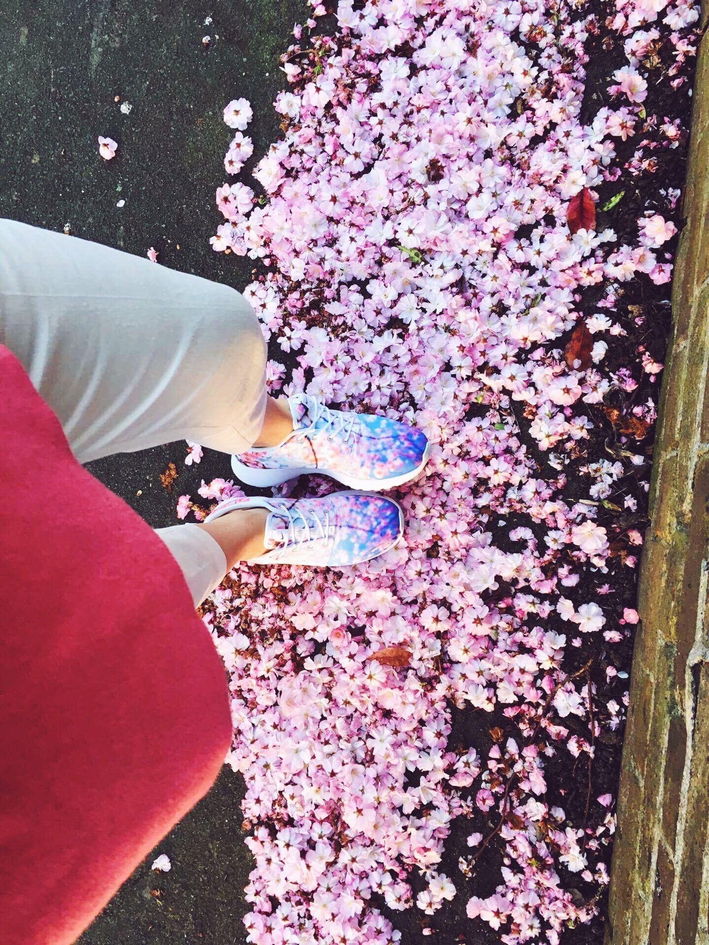 Springish shoes