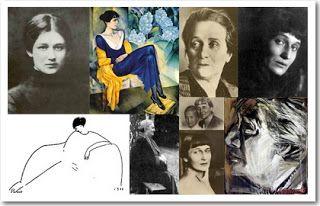 Lillemors Frauenliteratur: Lesen macht klug und schoen 645 - Nadeschda Mandelstam - Erinnerungen an Anna Achmatowa