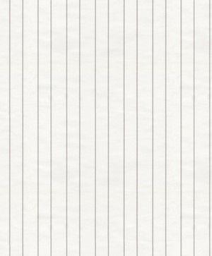 Hero - Lines & Stripes Wallpaper, White, Green - contemporary - Wallpaper - Wallpaper Worldwide