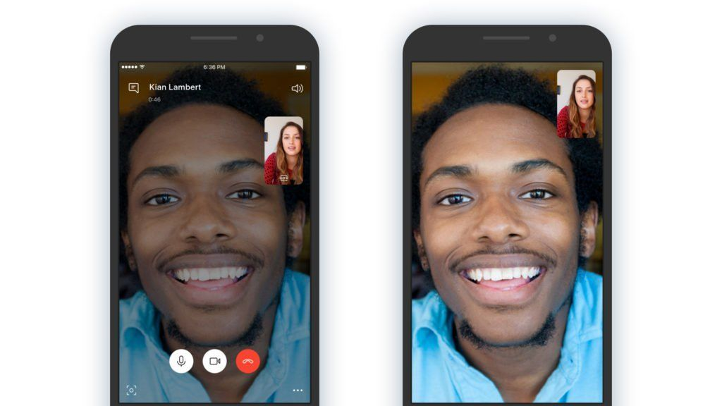 Skype Update Arrives With Screen Sharing Options for iOS