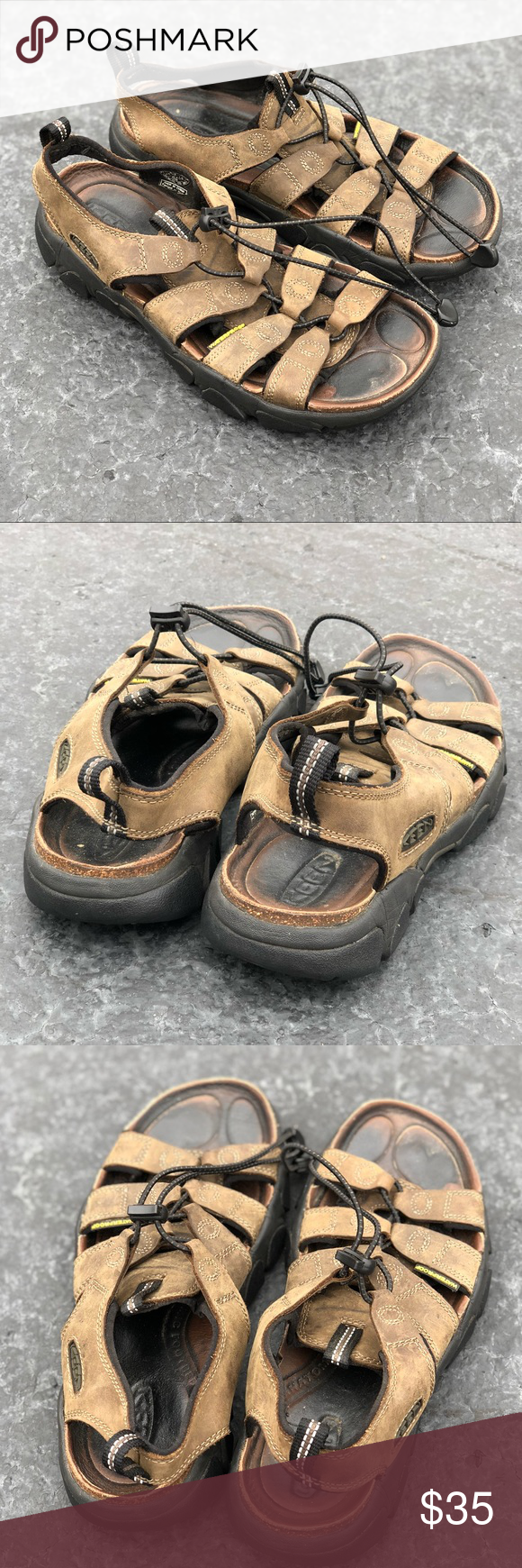 25e136bc7784 Keen Daytona Leather Waterproof Sandals Keen Daytona Sandals in Mens size  8.5. Great condition!
