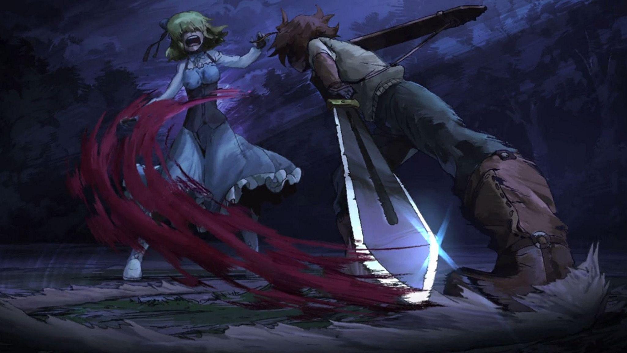 Akame Ga Kill! Tatsumi · HD Wallpaper Background