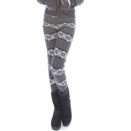 HDE Womens Knitted Nordic Insulated Leggings - Black & White Snowflakes HDE http://smile.amazon.com/dp/B00F9F26OO/ref=cm_sw_r_pi_dp_Qnseub08522GB