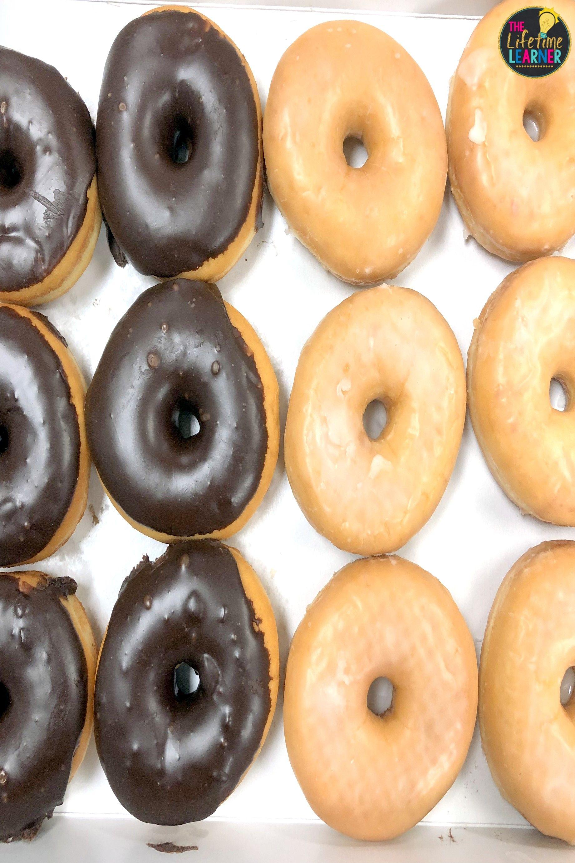 3rd Grade Donut Shop Classroom Transformation