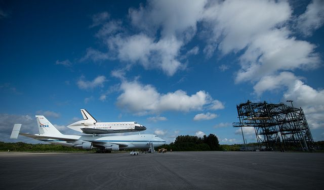Space Shuttle Endeavour (201209180010HQ) by nasa hq photo, via Flickr