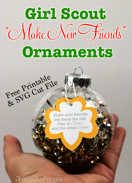Making New Friends and Giving Back at Christmas | Free printables ...