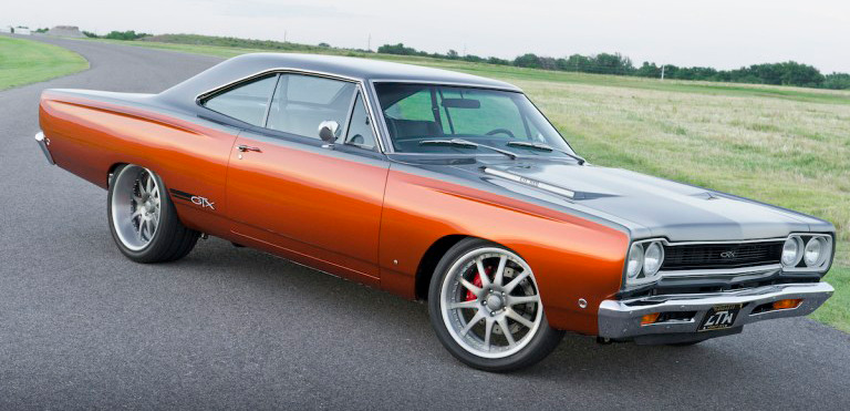 Untitled — marcoverdez: 1968 PLYMOUTH GTX