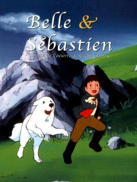 Belle Y Sebastian 90s Cartoon Characters Old Cartoons Belle And Sebastian