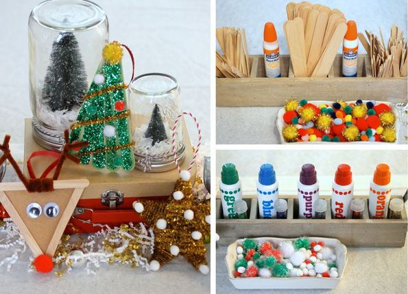 Get kids in on the fun at your tree trimming party with this diy get kids in on the fun at your tree trimming party with this diy solutioingenieria Images