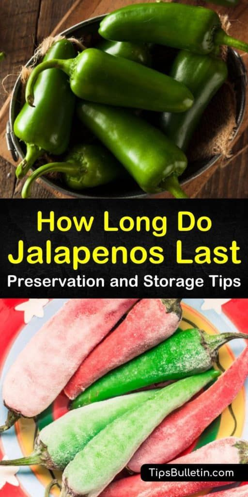 How Long Do Jalapenos Last - Preservation and Storage Tips ...